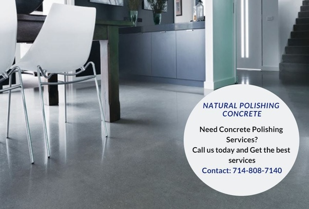 What is polished concrete? - Quora