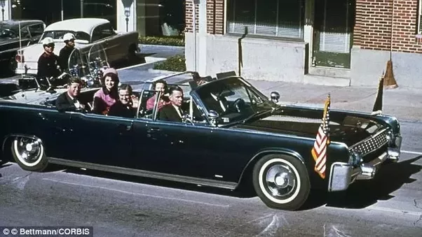 What kind of car was JFK inated in? - Quora