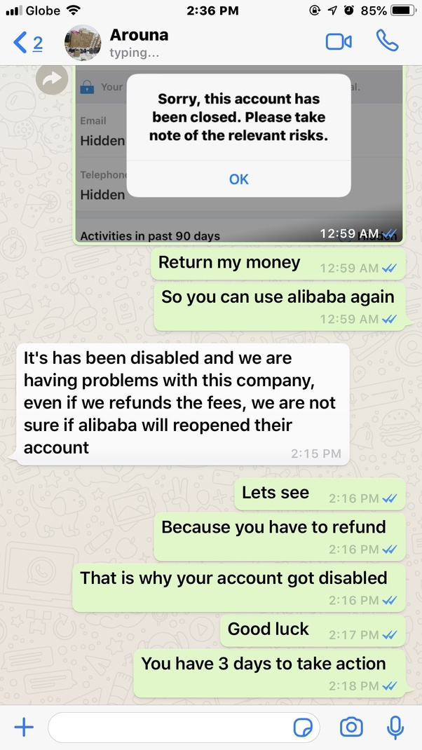 On Alibaba, a supplier is asking me to pay with Western Union, but