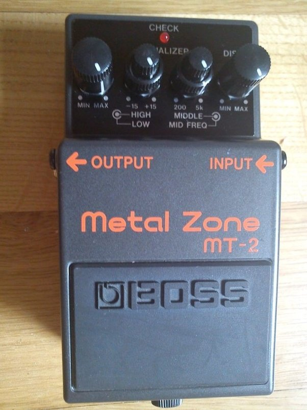 what is a good distortion pedal for playing metal quora. Black Bedroom Furniture Sets. Home Design Ideas