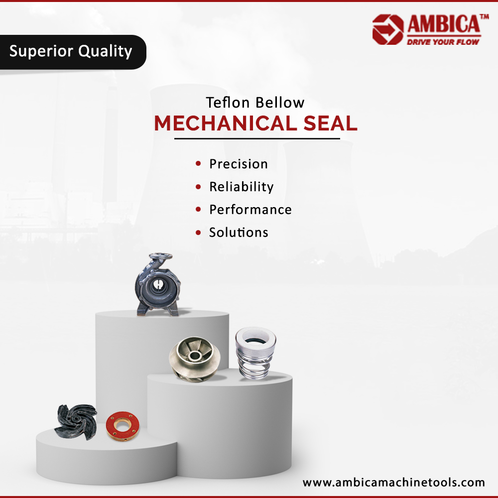 What are the types of mechanical seals? - Quora