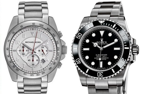Which watch is better rolex or michael kors quora for Watches better than rolex