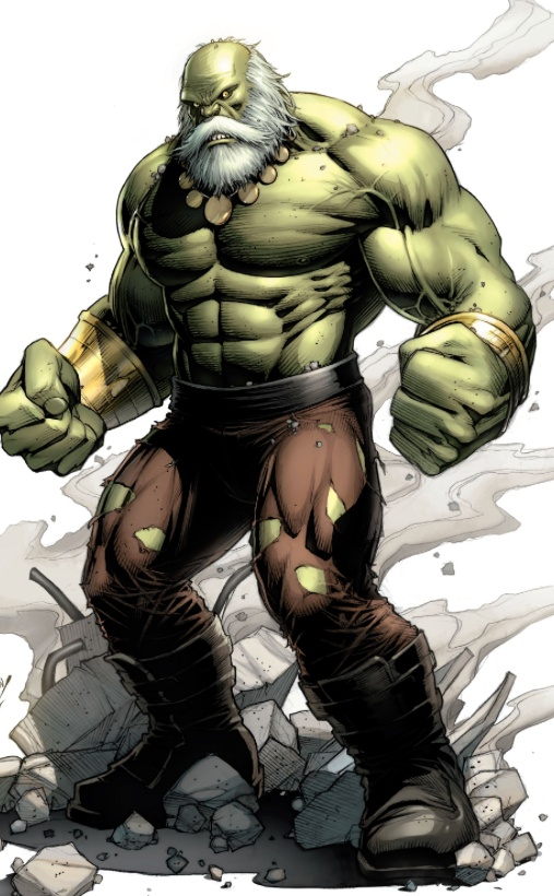 Which of the evil Hulks is the most powerful: Maestro, Devil