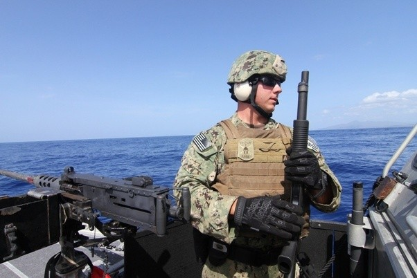 Does the Coast Guard still have special forces/operations ...