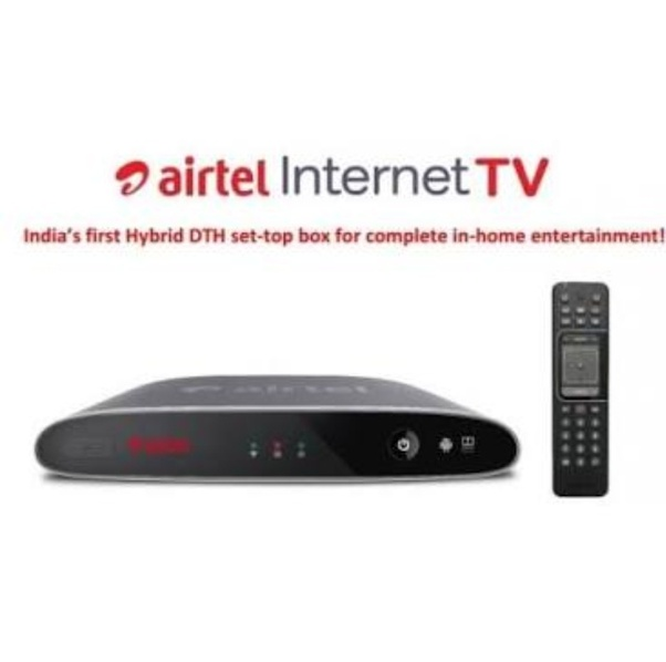 Will Airtel relaunch IPTV? - Quora