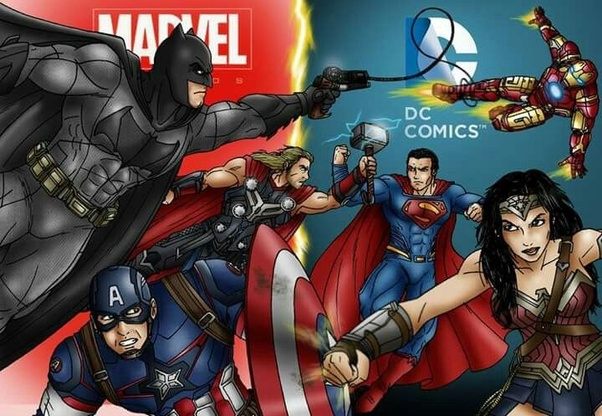 What is the probability of Marvel and DC crossover movie? - Quora