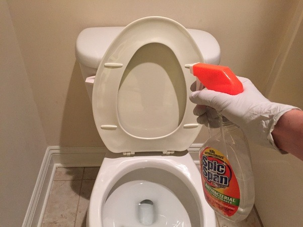 How To Clean Urine Stains From Plastic Toilet Seat