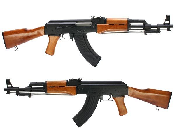 中国は軍事大国ですが、銃の製造に関しては高い評価を受けていないと ...