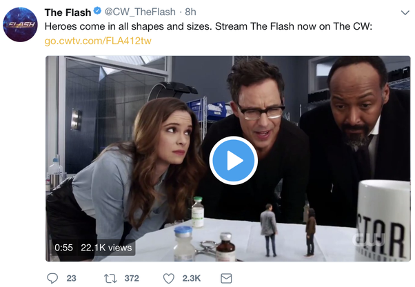 Which site can you watch The Flash Season 4? - Quora