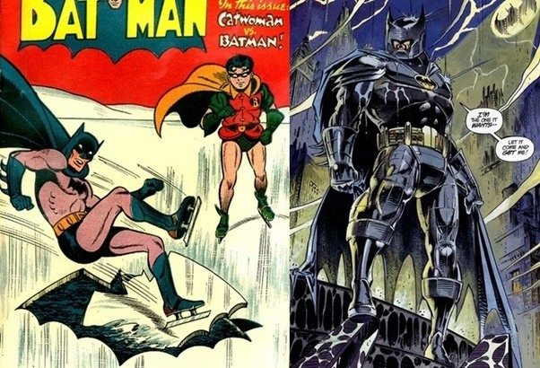 & What is Batmanu0027s suit made of in the comics? - Quora