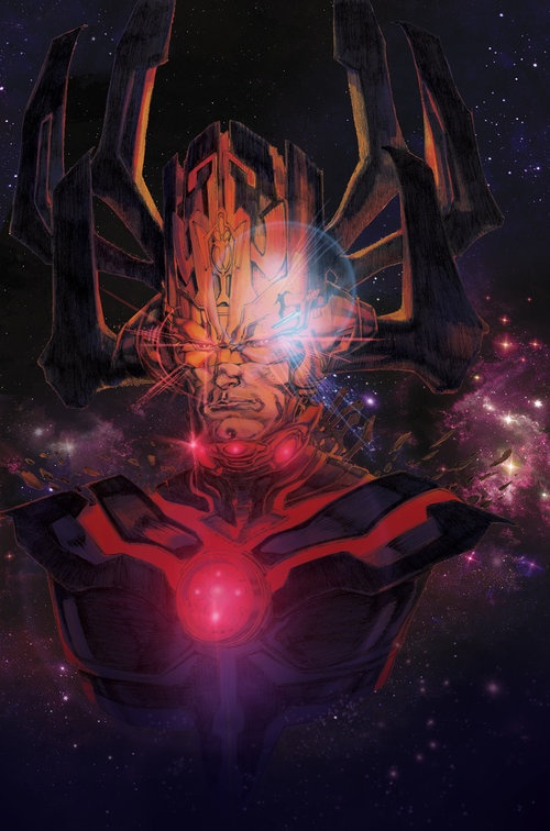 Who is Galactus? What powers does he have? - Quora