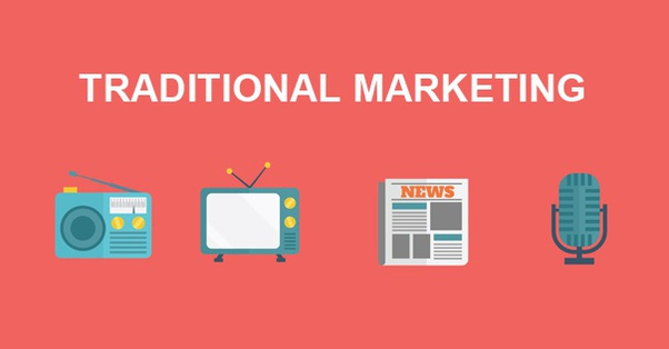 Image result for Traditional Marketing