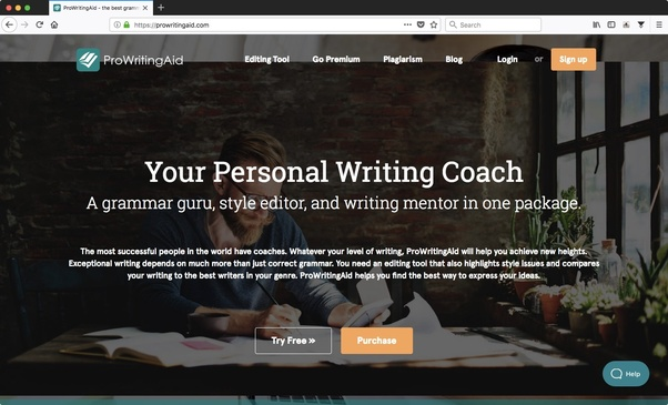An Unbiased View of Grammarly Competitors