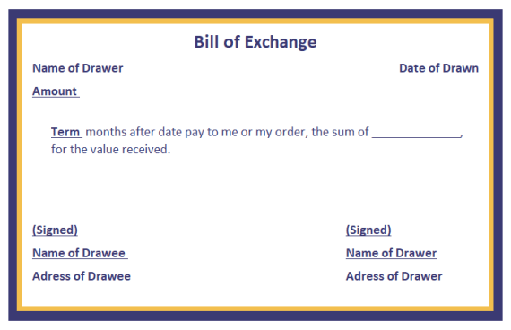 Click To Know The Accounting Treatment Of Bills Exchange