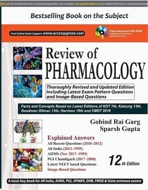 Pharmacology Mcq Book