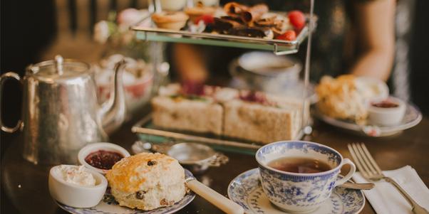 What is the difference between high tea and afternoon tea