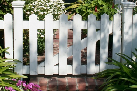 What Color Should I Paint My Fence And Why Quora