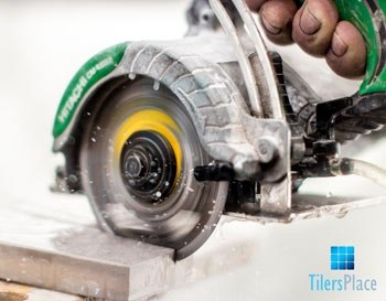 How To Cut Tile With An Angle Grinder Quora