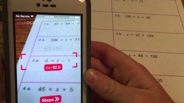 What is the best homework help app? - Quora