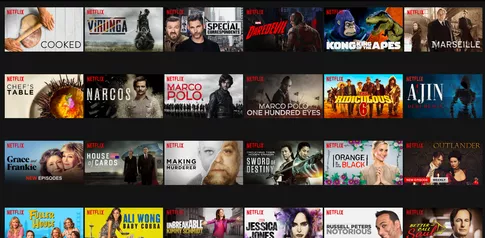how to search movies on netflix on tv