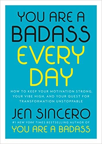 Where Can I Download The Book You Are A Badass Every Day Stay