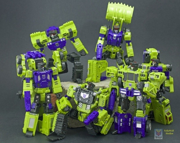 What Were The Most Complicated Transformers Toys Ever Made