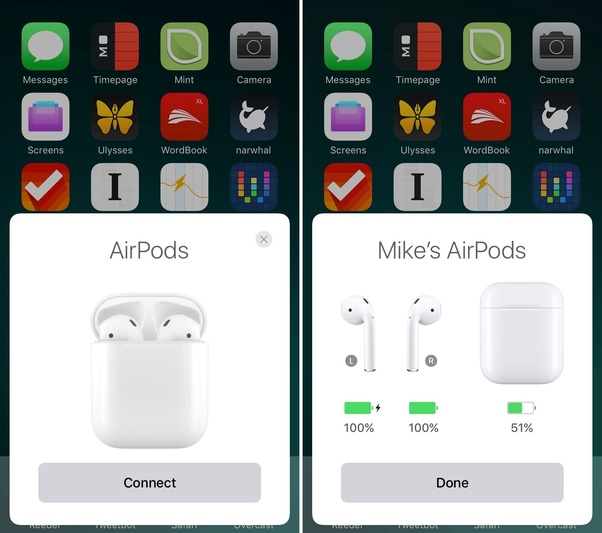 Howcan I easily tell the difference between real AirPods and