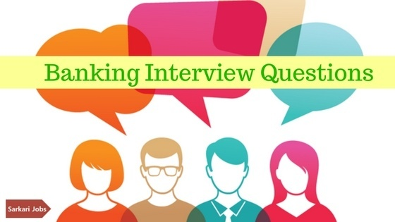 What are some interview questions asked during SBI PO