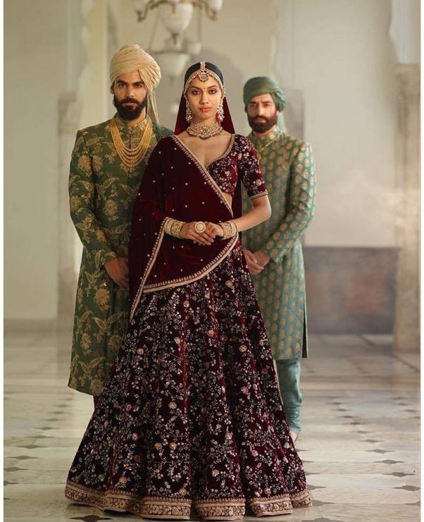 Wedding Gown Surabaya: Where Can I Buy A Bride Lehenga For My Wedding In Dubai