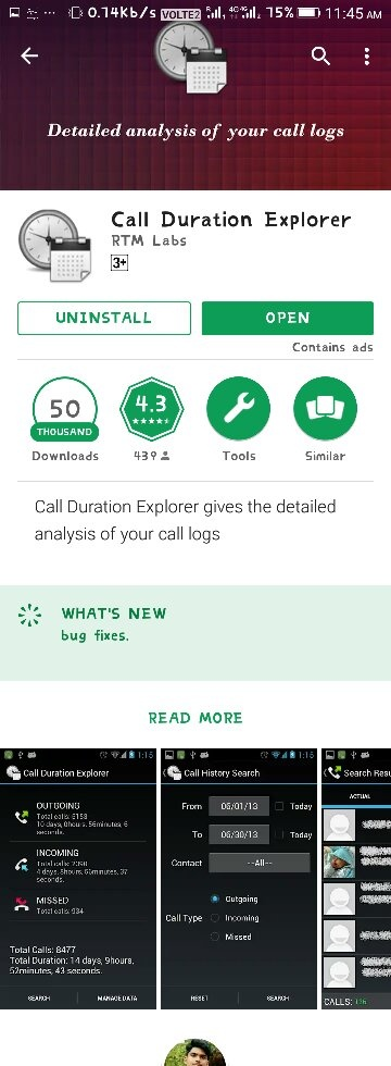 How to check my smartphone total call duration - Quora