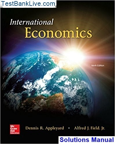 International Economics Feenstra Pdf