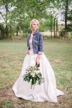 Informal Wedding Dress Ideas