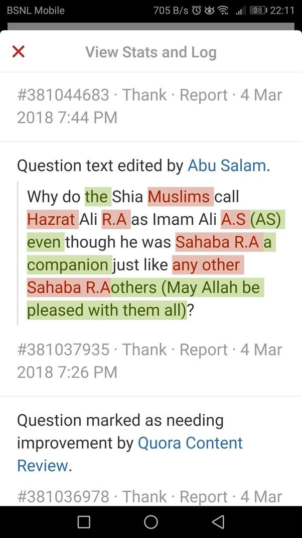 Why do Shia Muslims call Hazrat Ali R A as Imam Ali A S though he