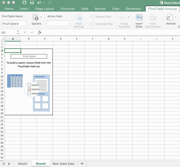Can you learn Excel Pivot Tables in 1 hour? - Quora
