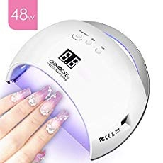 Nail Dryers Nails Art & Tools Considerate High Quality 27w Uv Led Lamp Nail Polish Dryer Light 9 Leds For All Types Gel Nail Machine Curing