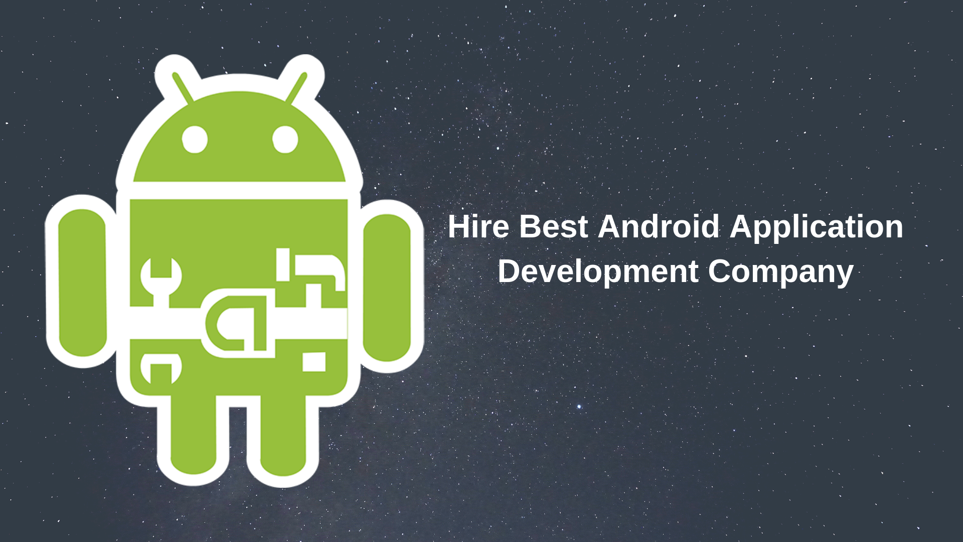 Which are the best Android app development companies in New