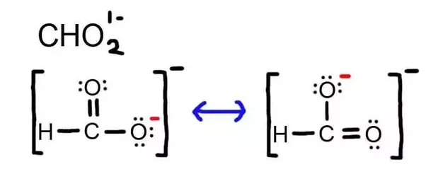 What Is The Lewis Structure For Cho2 Quora