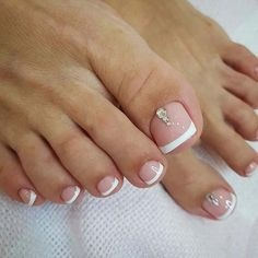 As toenails are usually short, what is the best colour for a ...