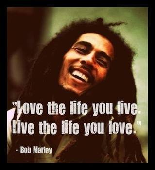 What Are Some Quotes About Love From Bob Marley