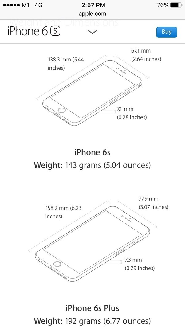 dimensions of iphone 6s does the iphone 6s the same size dimension as the 13990