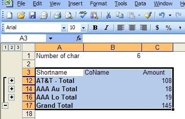 What is the best way to group similar but not exact names in excel you can then copy that data into a text editor which will not understand the concept of excel subtotals ibookread PDF