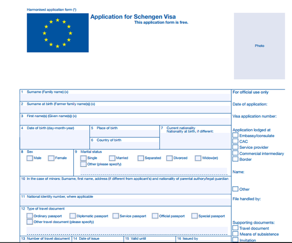 Is it easy for a Filipino to get a Schengen visa? - Quora Application Form Visa Schengen on eu visa application form, addendum example for visa application form, canadian visa application form, short stay visa, supplemental documents, visa application information, passport application form, cyprus visa application form, greece visa application form, visa application fee, chinese visa application form, transit visa, belgium visa application form, long stay visa, malta visa application form, airport transit visa, finland visa application form, leave application form, indian visa application form,