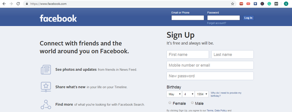 I forgot my Facebook password and email password  How can I