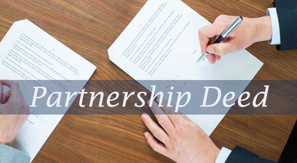 What Is The Importance Of A Partnership Deed Quora