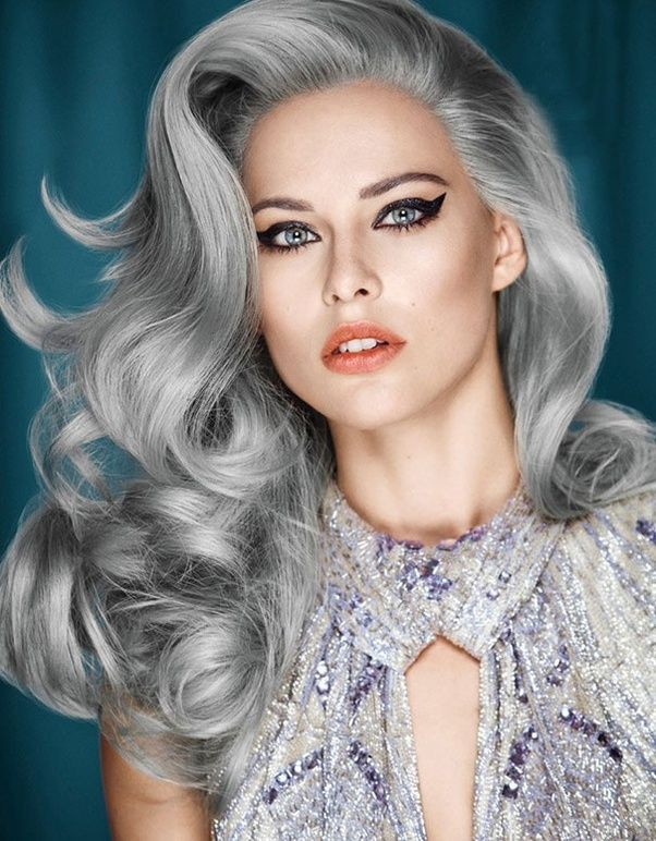 How old were you when you started having grey hair? - Quora