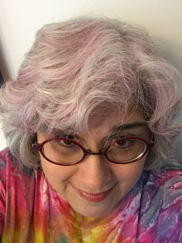 Would Pastel Pink Hair Dye Show Up On Silver Hair Quora
