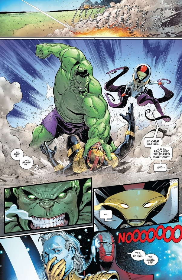 Could Hulk defeat Doomsday? - Quora