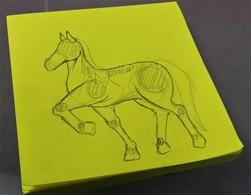 Why are horses so hard to draw? - Quora