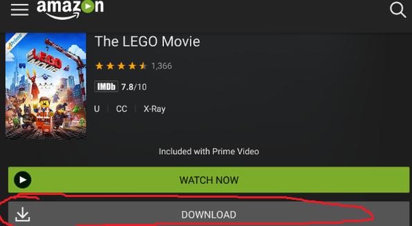 How to download the Amazon Prime movies on my laptop - Quora