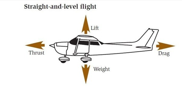Why Does The Law Of Gravity Not Affect An Aeroplane Quora